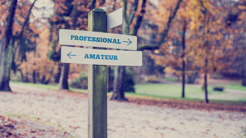 Is your website professional or amateurish?