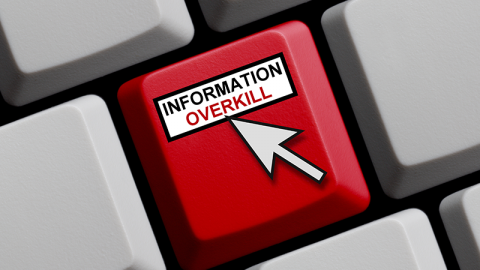 Is your Website Information Overload